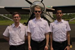 Tlak vzduchu : Piloti za hranicí nicoty