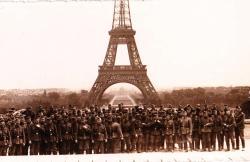 Když Paříž patřila Německu