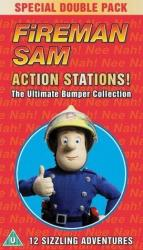 Požiarnik Sam III a IV