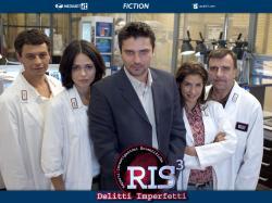 R.I.S. Oddelenie vedeckého vyšetrovania