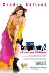 Miss špeciálny agent 2: Krásna a nebezpečná