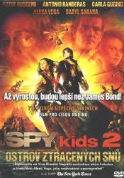 Spy Kids 2: Ostrov stratených snov