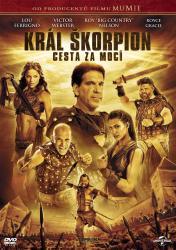 Kráľ Škorpión: Cesta za mocou