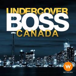 Utajený šéf - Kanada